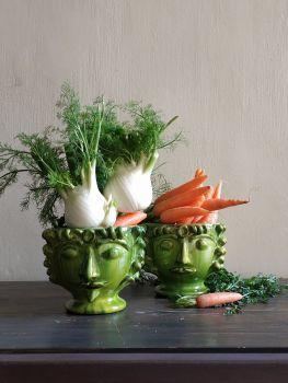 green vase bowl agata treasures