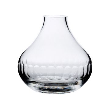 The Vintage Crystal Vase with Lens designs