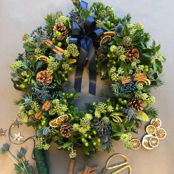 Fresh Luxury Christmas Wreath