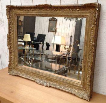 1900s Montparnasse Mirror