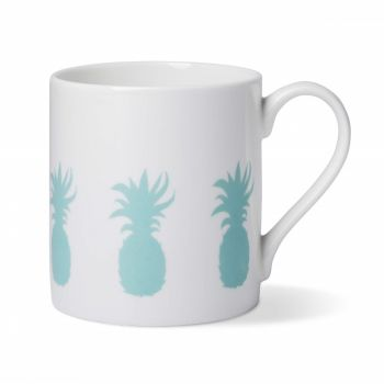 Pineapple Coffee China Mug
