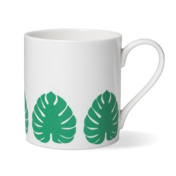 Tropical Leaf Mug