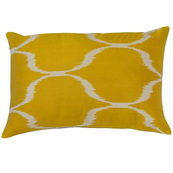 'Olivia' Silk Cushion
