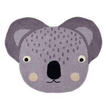 children's rug koala nursery rug