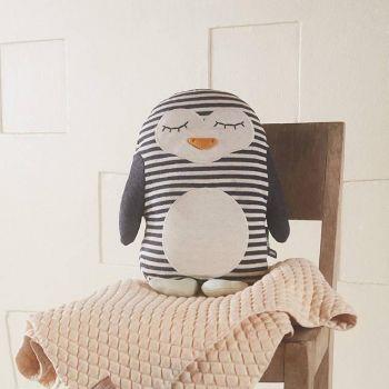 Children's cushion cuddly toy