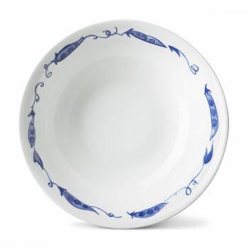 Pea Pod Pasta/Salad China Bowl