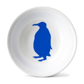 Penguin Pasta/Salad China Bowl