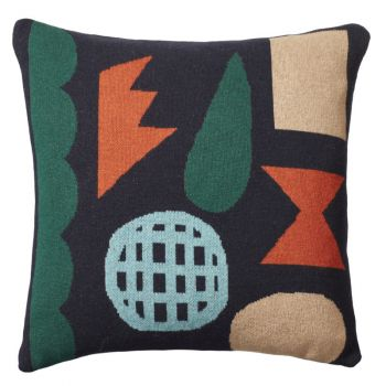 Pick 'n' Mix Cushion – Navy