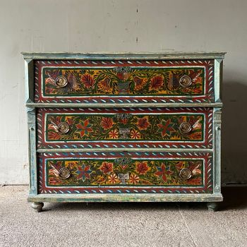 Hungarian Ash Commode