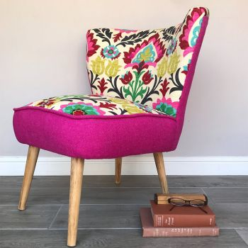 Santa Maria Desert Flower 50's Cocktail Chair
