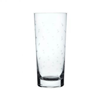 The Vintage List Star Crystal Highball Glass