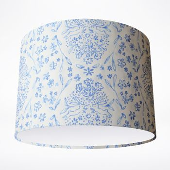 Summer Blueberry Lampshade