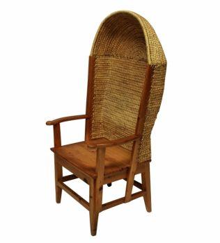 Mid-Century Scottish Orkney Chair