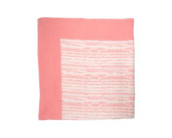 Birdie Fortesque Mishran Tablecloth in Blossom Pink